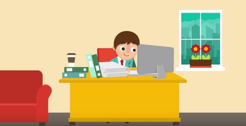 Le buone abitudini sul luogo di lavoro